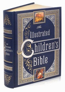 Illustrated Children's Bible (Barnes & Noble Omnibus Leatherbound Classics) by Henry A. Sherman, Charles Foster Kent
