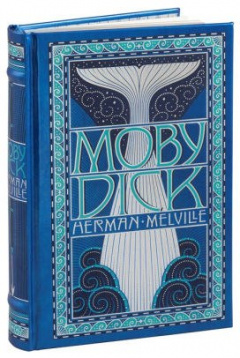 Moby-Dick (Barnes & Noble Omnibus Leatherbound Classics) by Herman Melville