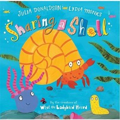 Sharing a Shell by Julia Donaldson