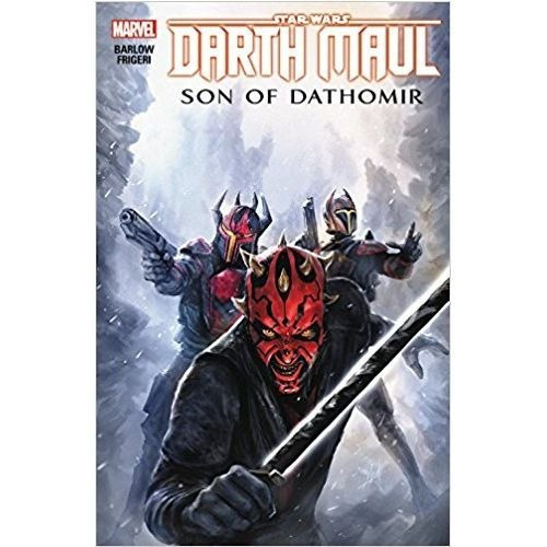 Star Wars: Darth Maul - Son Of Dathomir by Jeremy Barlow