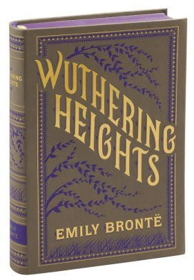 Wuthering Heights (Barnes & Noble Flexibound Classics) by Emily Bronte