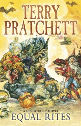 Equal Rites : (Discworld Novel 3) by Terry Pratchett