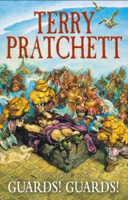 Guards! Guards! : (Discworld Novel 8) by Terry Pratchett