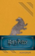 Harry Potter: Hufflepuff Ruled Pocket Journal by Insight Editions