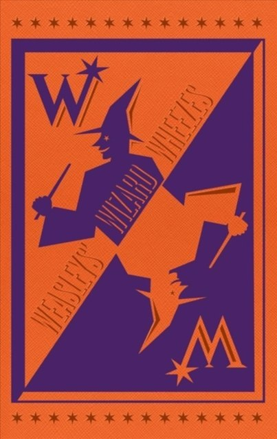 Harry Potter: Weasley's Wizard Wheezes Hardcover Ruled Journal