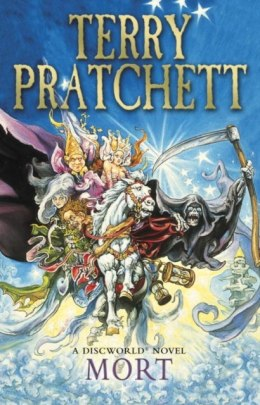 Mort : (Discworld Novel 4) by Terry Pratchett