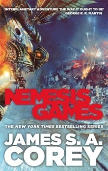 Nemesis Games : Book 5 of the Expanse by James S.A. Corey