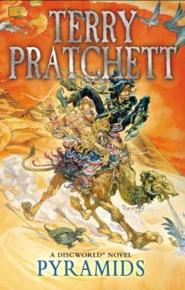 Pyramids : (Discworld Novel 7) by Terry Pratchett