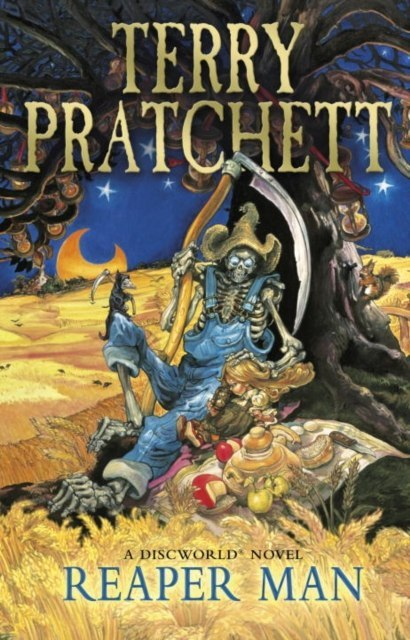 Reaper Man : (Discworld Novel 11) by Terry Pratchett