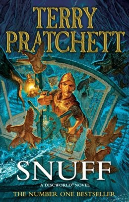 Snuff : (Discworld Novel 39) by Terry Pratchett