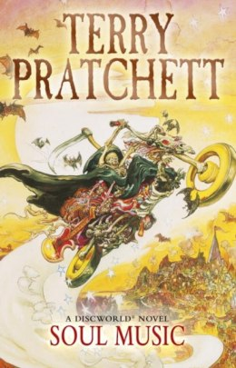 Soul Music : (Discworld Novel 16) by Terry Pratchett