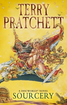 Sourcery : (Discworld Novel 5) by Terry Pratchett
