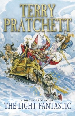 The Light Fantastic : (Discworld Novel 2) by Terry Pratchett