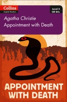 Appointment with Death : B2+ Level 5 by Agatha Christie