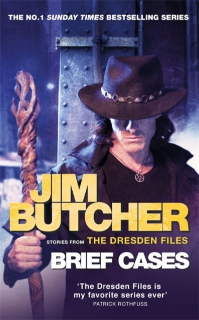 Brief Cases : The Dresden Files by Jim Butcher