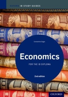 Economics Study Guide: Oxford Ib Diploma Programme by Constantine Ziogas