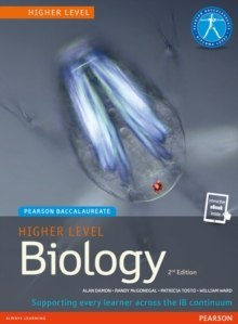 Pearson Baccalaureate Biology HL and ebook bundle for the IB Diploma by Patricia Tosto, Randy McGonegal, William Ward,Alan Damon