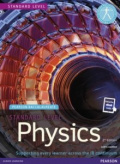 Pearson Baccalaureate Physics Standard Level 2nd edition print and ebook bundle for the IB Diploma by Chris Hamper