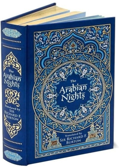 The Arabian Nights (Barnes & Noble Collectible Classics: Omnibus Edition) by Sir Richard Francis Burton