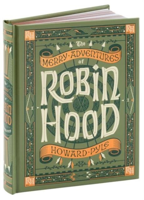 The Merry Adventures of Robin Hood (Barnes & Noble Collectible Classics: Children's Edition) by Howard Pyle