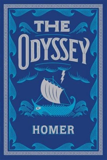 The Odyssey : (Barnes & Noble Collectible Classics: Flexi Edition) by Homer