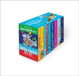 The World of David Walliams Box Set by David Walliams