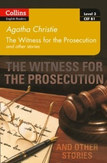 Witness for the Prosecution and other stories : B1 by Agatha Christie