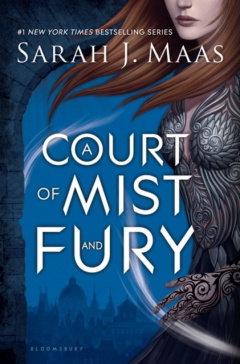 A Court of Mist and Fury : 2 by Sarah J. Maas