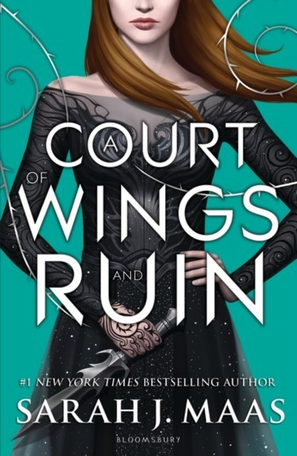 A Court of Wings and Ruin (A Court of Thorns and Roses) by S. J. Maas