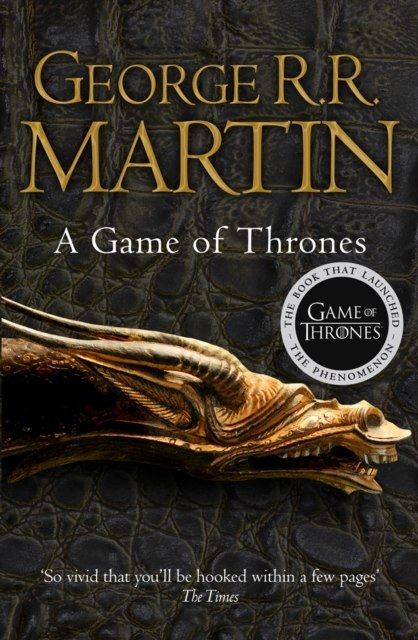 A Game of Thrones by George RR Martin -