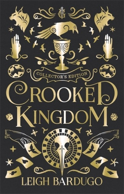 Crooked Kingdom: Collector's Edition by Leigh Bardugo