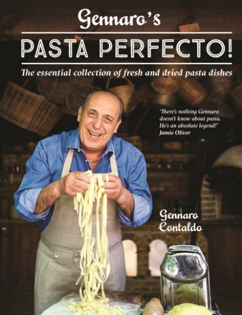 Gennaro's Pasta Perfecto! : The essential collection of fresh and dried pasta dishes by Gennaro Contaldo