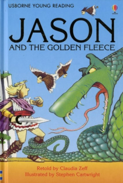 Jason and the Golden Fleece by Claudia Zeff