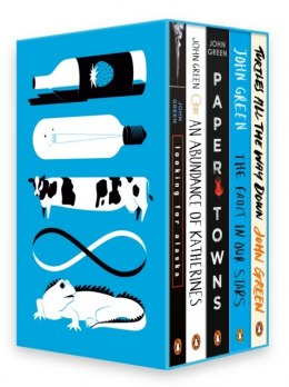 John Green: The Complete Collection Box Set by John Green