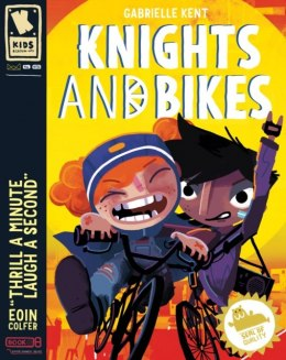 Knights and Bikes by Gabrielle Kent (Author)