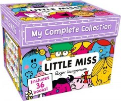 Little Miss My Complete Collection 36 Books Box Set