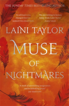 Muse of Nightmares : the magical sequel to Strange the Dreamer by Laini Taylor