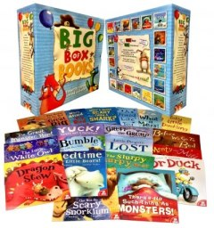 My Big Box of Books Collection 20 Books Box Set Children Reading Bedtime Stories