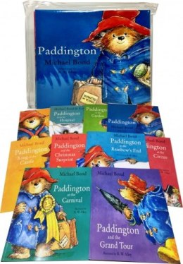 Paddington Bear 10 Books Collection Pack Set By Michael Bond