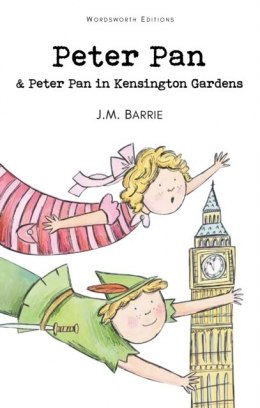 Peter Pan & Peter Pan in Kensington Gardens by Sir J.M. Barrie