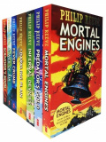 Philip Reeve Mortal Engines 7 Books Collection Set