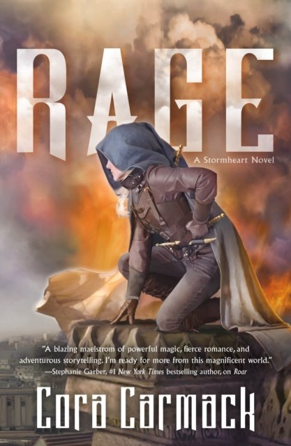 Rage : A Stormheart Novel by Cora Carmack