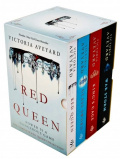 Red Queen Series 4 Books Collection Box Set