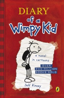 The Diary of a Wimpy Kid