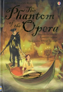 The Phantom of the Opera by Kate Knighton