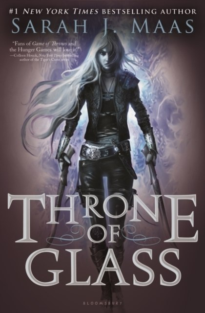 Throne of Glass : 1 by Sarah J. Maas