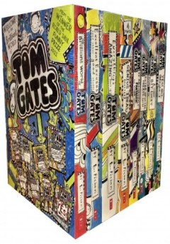 Tom Gates Books Collection By Liz Pichon 8 Books Pack Set