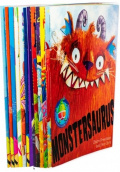 the bookshop monster collection 13 Books Set